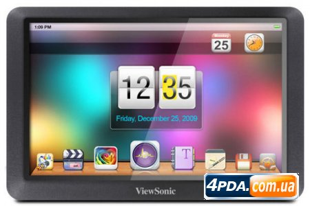 Viewsonic MovieBook VPD550T HD медиаплеер