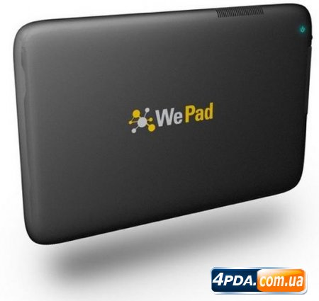 Планшет Neofonie WePad альтернатива Apple iPad?