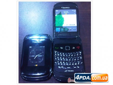 "BlackBerry 9670 - новая ""раскладушка"""