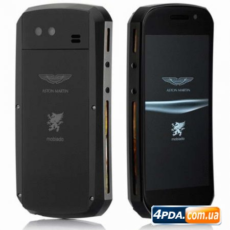 Mobiado Grand Touch Aston Martin создаст вам имидж