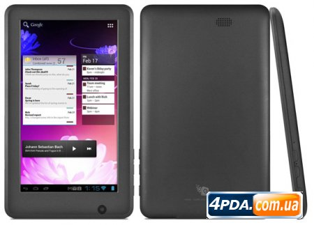 "Ematic eGlide Steal: 7"" планшет на Android 4.0 за $120"