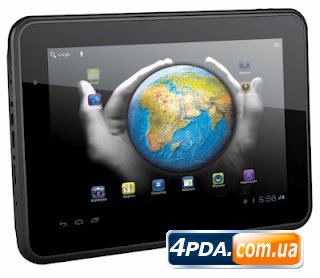 Планшет Prology Evolution Tab-900 3G HD на Android 4.0