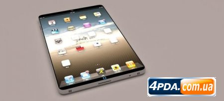 Концепт Apple iPad mini с большим OLED-экраном