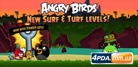 Angry Birds 2.2.0 AdFree (Android)