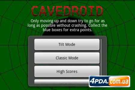 Cavedroid 1.7.8 (Android)